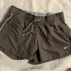 After season deal!! Stone colored nike shorts